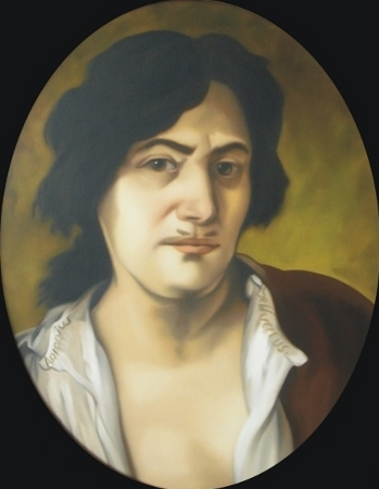 Autoritratto Antonio Bellucci